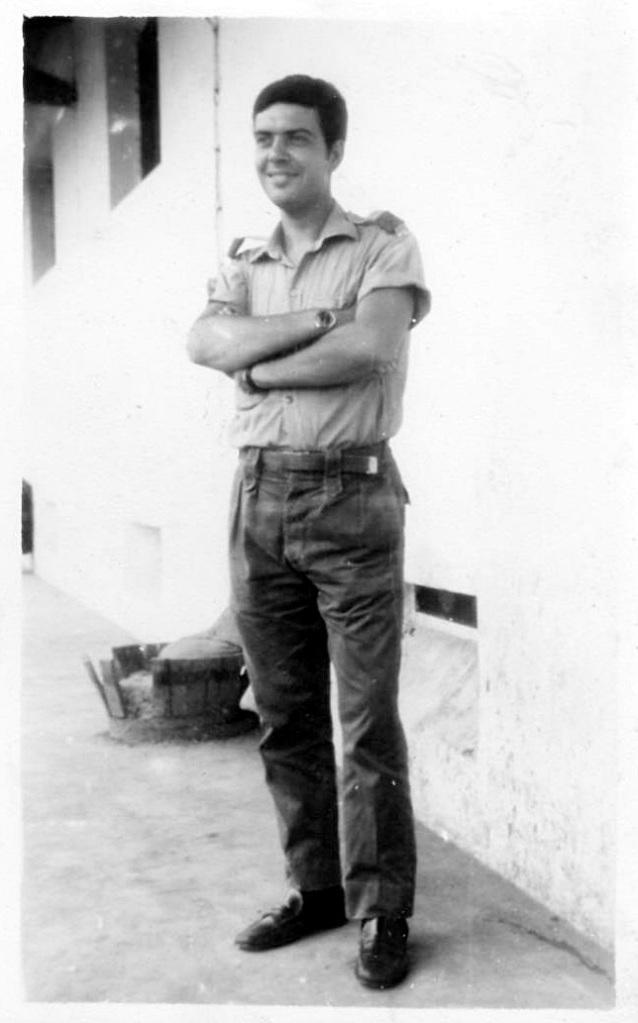 Buba, Setembro de 1968 Caserna