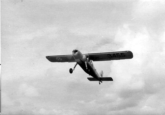 Gadamael, Agosto de 1969 Dornier 27, a desejada avioneta mais-que-tudo pois trazia-nos o correio, mantimentos, etc..